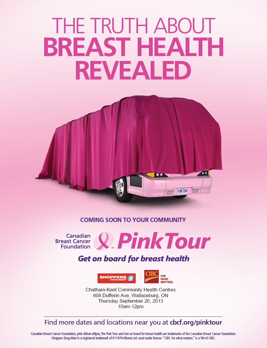 Canada foundation breast cancer of